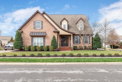 Murfreesboro Single Family Home Under Contract - Not Showing: 3010 Weston Blvd
