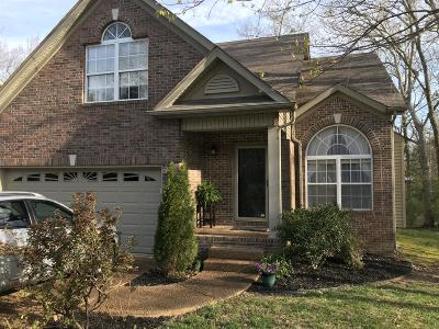 Hermitage Single Family Home For Sale: 1012 Brookside Woods Blvd