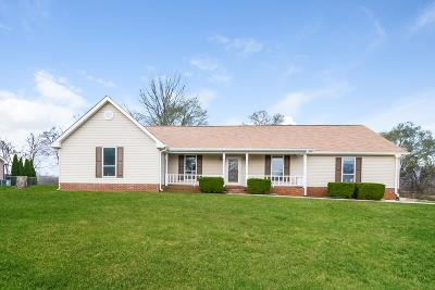 Smyrna Single Family Home Under Contract - Not Showing: 519 Summerfield Dr