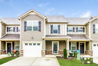 Spring Hill Condo/Townhouse Under Contract - Not Showing: 1091 Neeleys Bnd