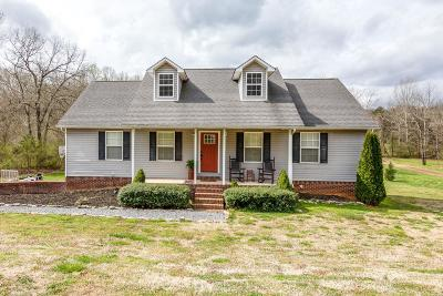 Columbia Single Family Home For Sale: 1675 Center Star Rd