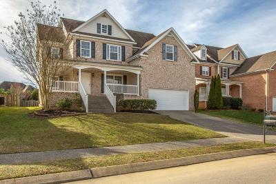 Spring Hill Single Family Home For Sale: 2027 Keene Cir