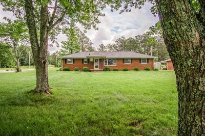 McEwen Single Family Home For Sale: 474 Indian Creek Rd