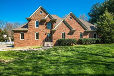 Brentwood Single Family Home For Sale: 522 Wilson Run