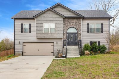 Chapmansboro Single Family Home For Sale: 1041 Bateman Ct