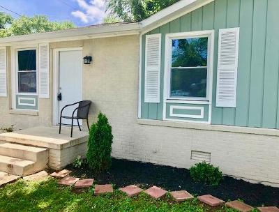 Murfreesboro Single Family Home For Sale: 318 Jackson St