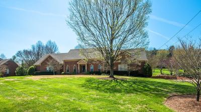 Brentwood  Single Family Home Under Contract - Showing: 6025 Martingale Ln