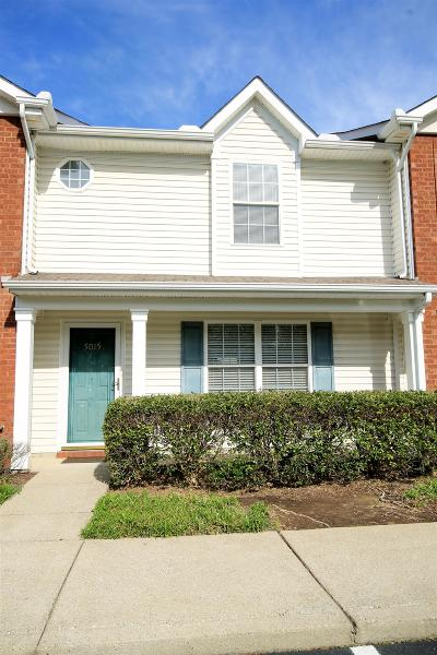 Lavergne Condo/Townhouse Under Contract - Showing: 5015 Seventy 3rd Ave