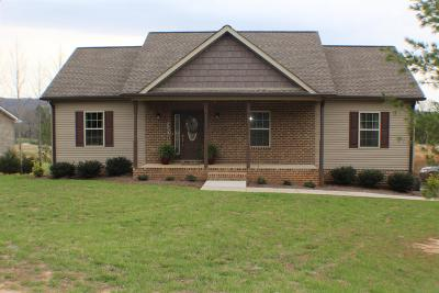 Cookeville Single Family Home Under Contract - Not Showing: 2013 Paran Rd