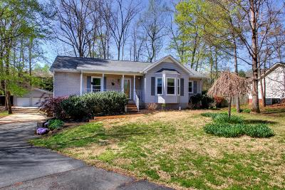 Fairview Single Family Home Under Contract - Showing: 7108 Santi Ct