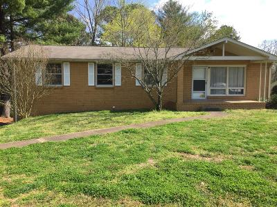 Hermitage Single Family Home For Sale: 4509 Andrew Jackson Pkwy