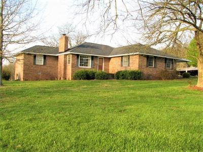 Shelbyville Single Family Home For Sale: 3201 Hwy 231 S
