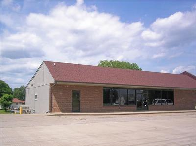 Adams, Clarksville, Springfield, Dover Commercial For Sale: 363 Dover Rd