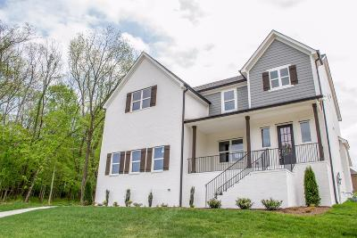 Hendersonville Single Family Home Active Under Contract: 312 Tartan Ct