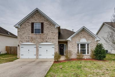 Spring Hill  Single Family Home For Sale: 435 Creekside Ln