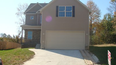 Clarksville Single Family Home For Sale: 32 Lot Chestnut Hills