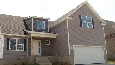 Clarksville TN Single Family Home For Sale: $247,450