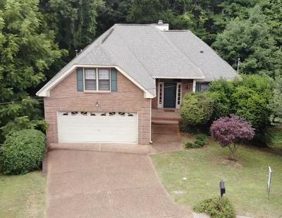 Hermitage Single Family Home Active Under Contract: 424 Old Oak Way
