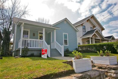 Salemtown Single Family Home Under Contract - Showing: 1707 4th Ave N