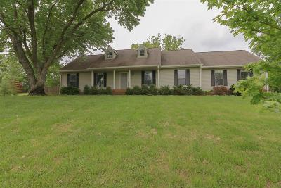 Lebanon Single Family Home For Sale: 130 Timber Trail Dr