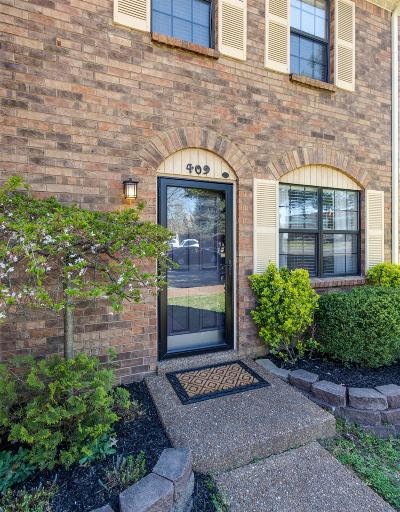 Hermitage Condo/Townhouse Under Contract - Not Showing: 409 Wisteria Ln