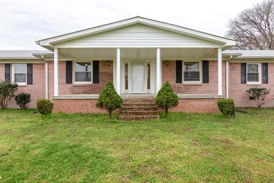 Franklin Multi Family Home Under Contract - Showing: 4543 S Carothers Rd