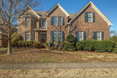 Franklin Single Family Home Under Contract - Showing: 3117 Annfield Way