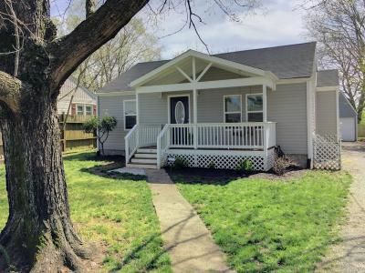 Madison Single Family Home Under Contract - Showing: 320 Hickory St