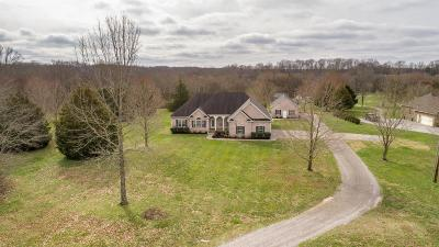 Lewisburg Single Family Home Under Contract - Not Showing: 3953 River Glen Dr