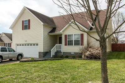 Arbour Greene South Single Family Home Under Contract - Not Showing: 3692 Kendra Ct S