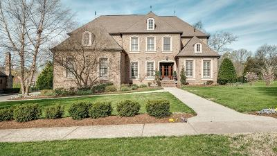 Brentwood  Single Family Home Under Contract - Showing: 225 Ennismore Ln