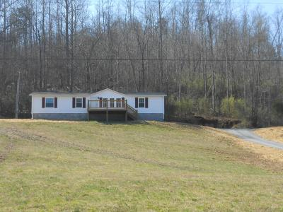 Sumner County Single Family Home Under Contract - Not Showing: 954 Phillips Hollow Rd