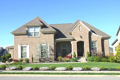 Thompsons Station Single Family Home Under Contract - Showing: 2800 Chatham Place Ct
