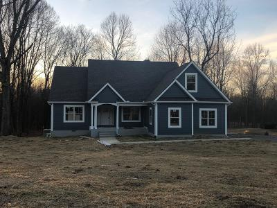 Cross Plains Single Family Home Under Contract - Showing: 6387 Glidewell Road