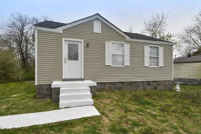 Clarksville Single Family Home For Sale: 71 Maple St
