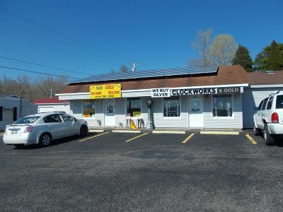 Commercial For Sale: 607 N Main St