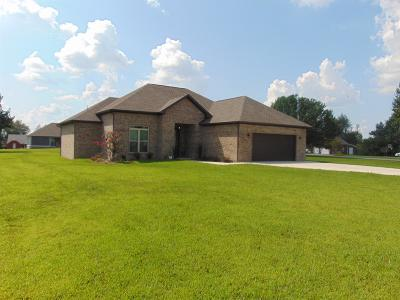 Ethridge Single Family Home For Sale: 294 Taylor Cir