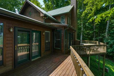 Sparta Single Family Home For Sale: 751 Gordon Lane