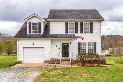 White Bluff Single Family Home Under Contract - Showing: 109 Carriage Way