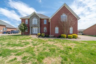 Lavergne Single Family Home For Sale: 3321 Martins Woods Ln