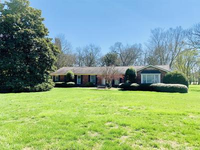 Brentwood  Single Family Home Under Contract - Not Showing: 5009 Country Club Ct