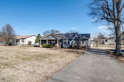 Gallatin Single Family Home Under Contract - Not Showing: 636 Lock 4 Rd