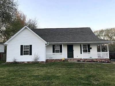 Smyrna Single Family Home Under Contract - Not Showing: 402 Morton St