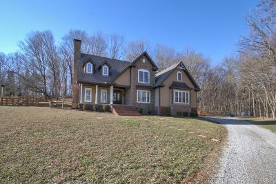 Lebanon Single Family Home For Sale: 175 Holloway Rd Lot 9