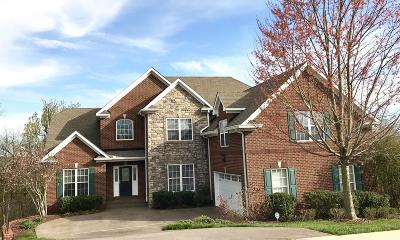 Brentwood Single Family Home Under Contract - Showing: 9717 Mountain Ash Court