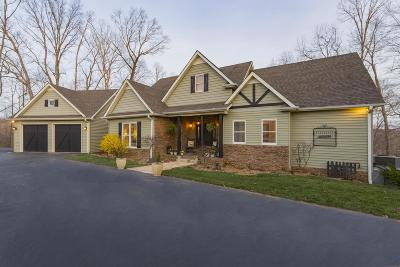 Estill Springs Single Family Home Under Contract - Showing: 378 Grandview Lake Rd