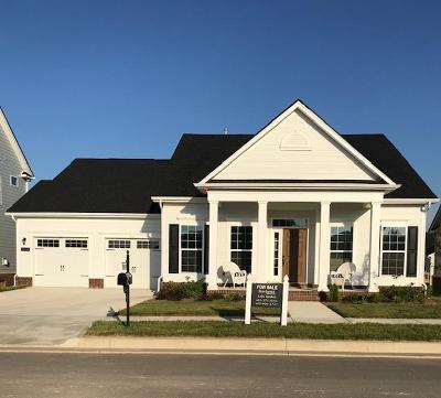 Franklin Single Family Home For Sale: 3030 Oglethorpe Dr
