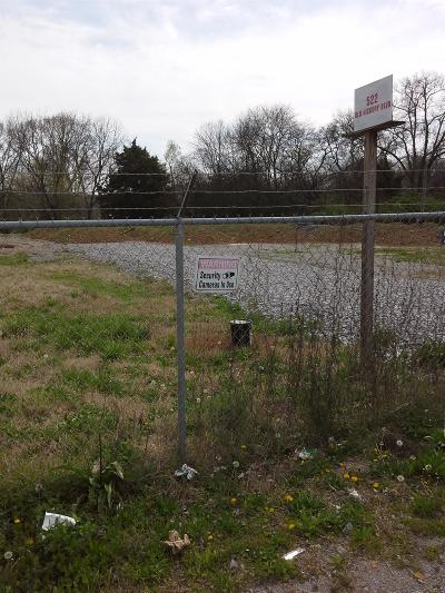 Madison Residential Lots & Land For Sale: 592 East Old Hickory