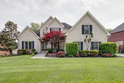 Smyrna Single Family Home For Sale: 203 Spirit Hill