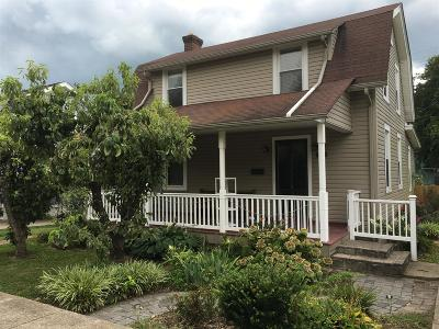 Old Hickory Single Family Home For Sale: 1204 Birdsall St